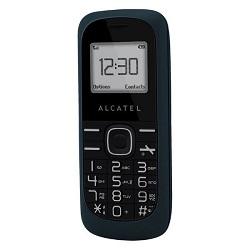 Déverrouiller par code votre mobile Alcatel OT 112