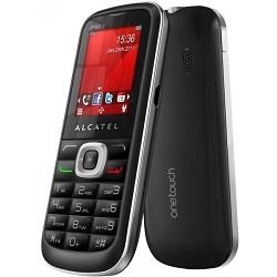 Déverrouiller par code votre mobile Alcatel OT 506D