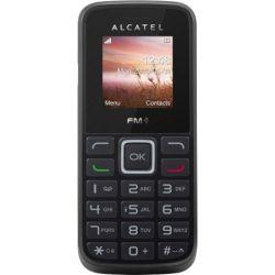 Déverrouiller par code votre mobile Alcatel OT 1009A
