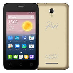 Déverrouiller par code votre mobile Alcatel Pixi First
