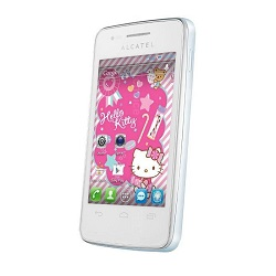 Déverrouiller par code votre mobile Alcatel Hello Kitty
