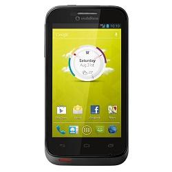 Déverrouiller par code votre mobile Alcatel OT-Vodafone Smart III