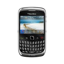 Déverrouiller par code votre mobile Blackberry Curve 3G
