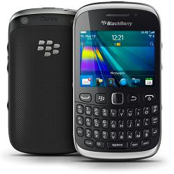Déverrouiller par code votre mobile Blackberry Curve 9320
