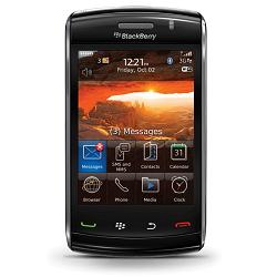 Déverrouiller par code votre mobile Blackberry Storm 2