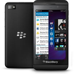 Déverrouiller par code votre mobile Blackberry Z10