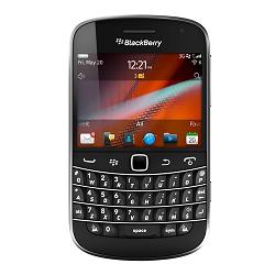 Déverrouiller par code votre mobile Blackberry 9900 Bold Touch