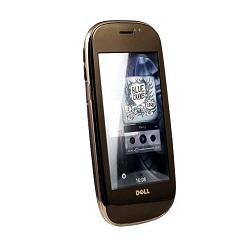 Déverrouiller par code votre mobile Dell Mini 3