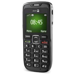 Déverrouiller par code votre mobile Doro 510