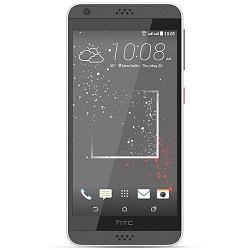 Déverrouiller par code votre mobile HTC Desire 630