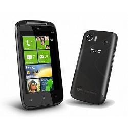 Codes de déverrouillage, débloquer HTC 7 Mozart