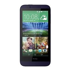 Déverrouiller par code votre mobile HTC Desire 510