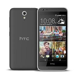 Déverrouiller par code votre mobile HTC Desire 620