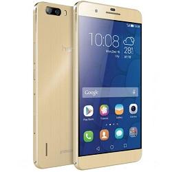 Déverrouiller par code votre mobile Huawei Honor 6 Plus