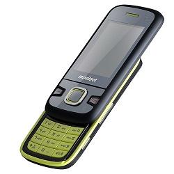 Déverrouiller par code votre mobile Huawei U3205