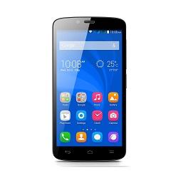 Déverrouiller par code votre mobile Huawei Honor Holly
