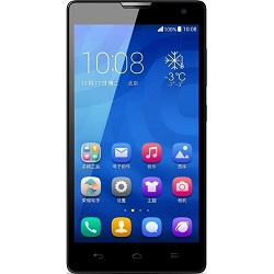 Déverrouiller par code votre mobile Huawei Honor 3C TD-LTE