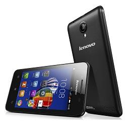Déverrouiller par code votre mobile Lenovo A319