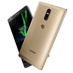 Déverrouiller par code votre mobile Lenovo Phab2 Plus