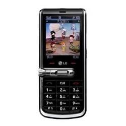 Déverrouiller par code votre mobile LG KG338