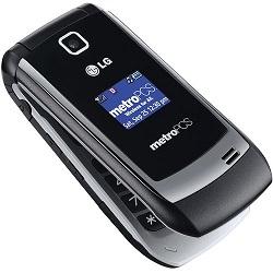 Déverrouiller par code votre mobile LG MN180