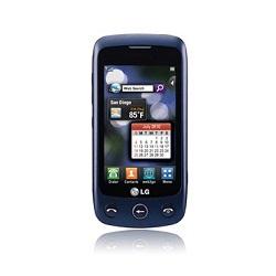 Déverrouiller par code votre mobile LG GS505 Sentio