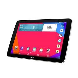 Déverrouiller par code votre mobile LG G Pad 10.1