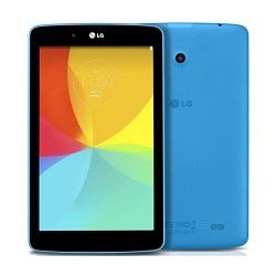 Déverrouiller par code votre mobile LG G Pad 7.0
