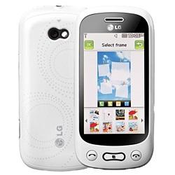 Déverrouiller par code votre mobile LG GT350 Town