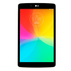 Déverrouiller par code votre mobile LG G Pad 8.0 V490