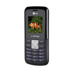 Déverrouiller par code votre mobile LG KP106 Ruby