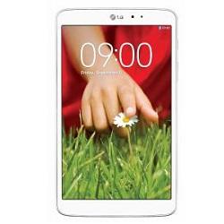 Déverrouiller par code votre mobile LG G Pad 8.3