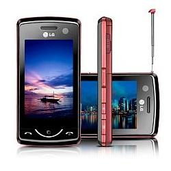 Déverrouiller par code votre mobile LG KB775