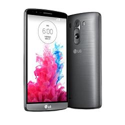 Déverrouiller par code votre mobile LG G3 F400