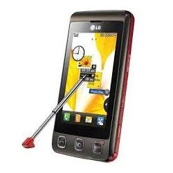 Déverrouiller par code votre mobile LG KP500