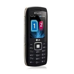 Déverrouiller par code votre mobile LG gx300