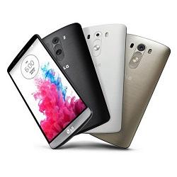 Déverrouiller par code votre mobile LG G3 LTE A