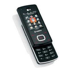 Déverrouiller par code votre mobile LG KU800