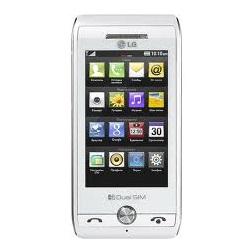 Déverrouiller par code votre mobile LG GX500