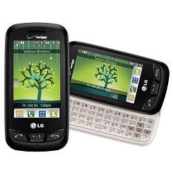 Déverrouiller par code votre mobile LG VN270 Cosmos Touch