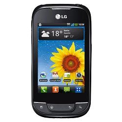 Déverrouiller par code votre mobile LG Optimus Net Dual