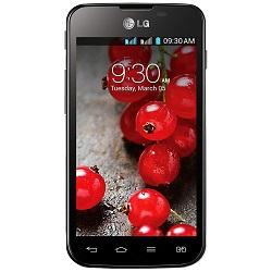 Déverrouiller par code votre mobile LG E455