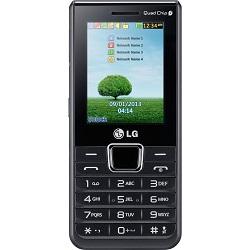 Déverrouiller par code votre mobile LG A395