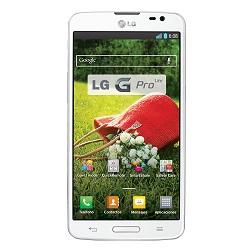 Déverrouiller par code votre mobile LG G Pro Lite