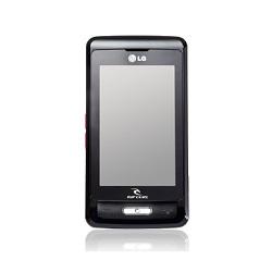 Déverrouiller par code votre mobile LG KP550