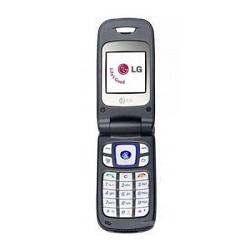 Déverrouiller par code votre mobile LG MG155