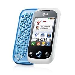 Déverrouiller par code votre mobile LG Linkz C330