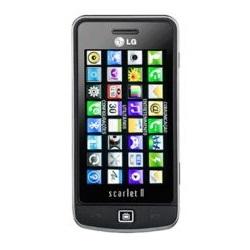 Déverrouiller par code votre mobile LG GM600 Scarlet II
