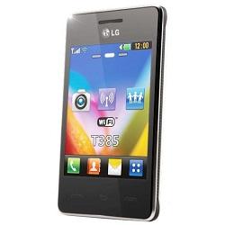 Déverrouiller par code votre mobile LG T385