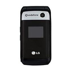 Déverrouiller par code votre mobile LG KG230